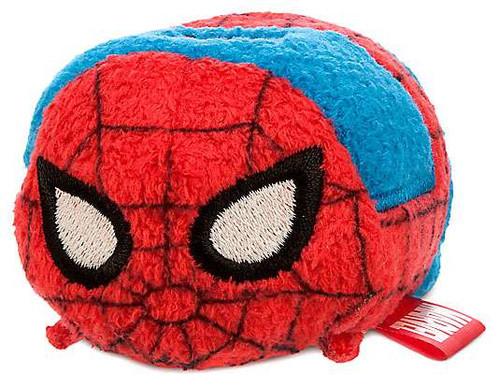 Disney Marvel Universe Tsum Tsum Spider-Man 3.5-Inch Mini Plush