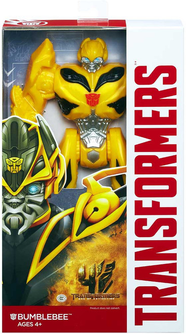 Transformers Age of Extinction Bumblebee Titan Action Figure [Damaged Package, Mint Figures]