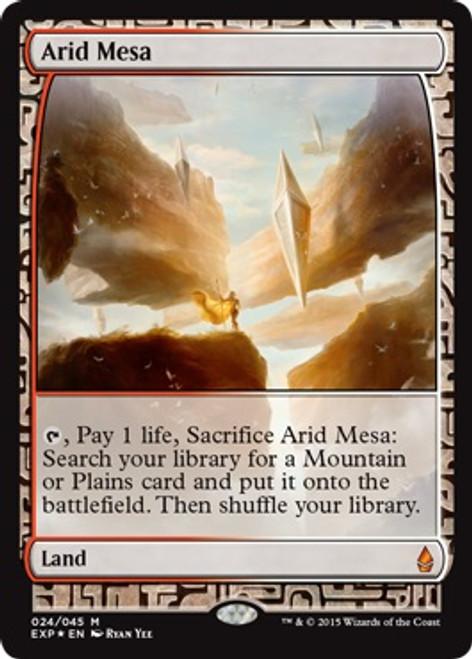 MtG Battle for Zendikar Rare Arid Mesa [Zendikar Expedition]