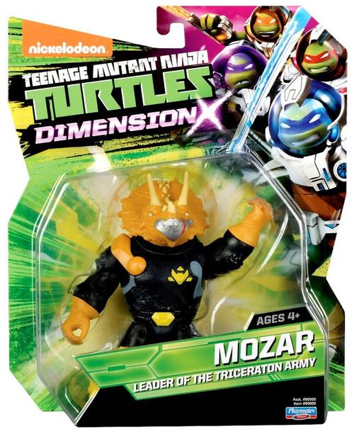 Teenage Mutant Ninja Turtles Nickelodeon Dimension X Mozar Action Figure