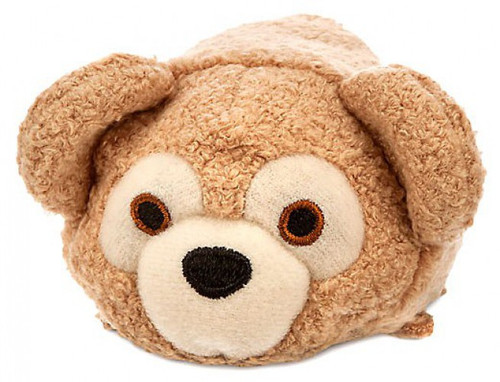 Disney Tsum Tsum Mickey & Friends Duffy 3.5-Inch Mini Plush