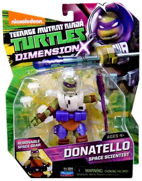 Teenage Mutant Ninja Turtles Nickelodeon Dimension X Donatello Action Figure [Space Scientist]