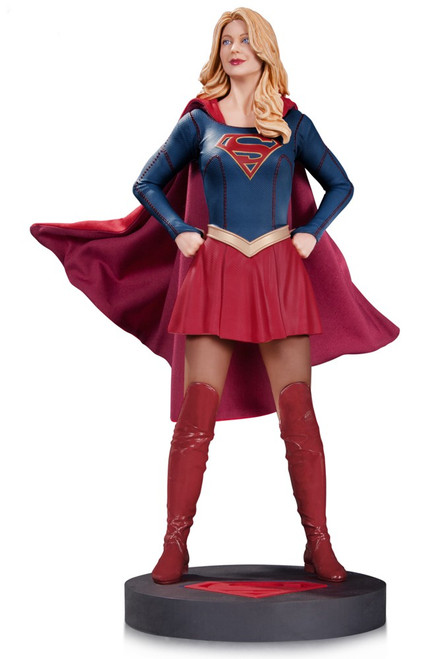 CW TV Series Supergirl 12.5-Inch Statue