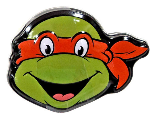 Teenage Mutant Ninja Turtles Michelangelo Candy Tin