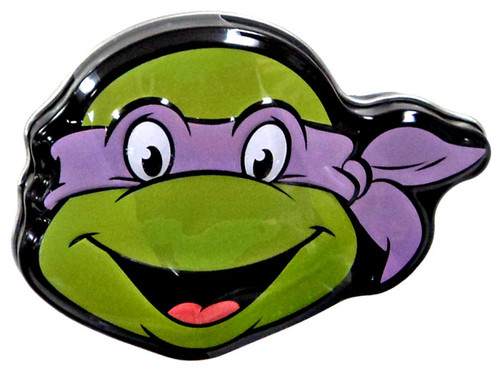Teenage Mutant Ninja Turtles Donatello Candy Tin