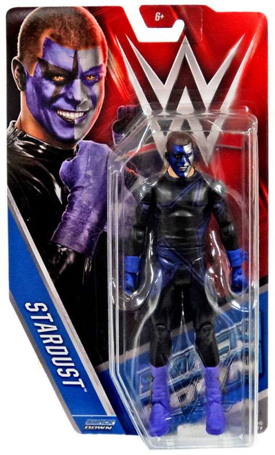 WWE Wrestling Series 58 Stardust Action Figure