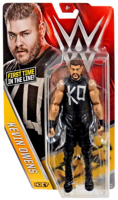 WWE Wrestling Series 58 Kevin Owens Action Figure