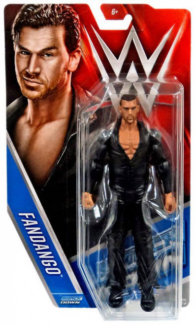 WWE Wrestling Series 58 Fandango Action Figure