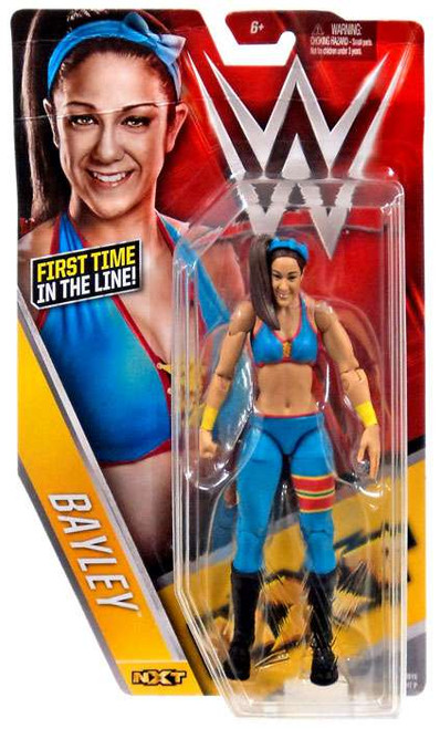 WWE Wrestling Series 58 Bayley Action Figure