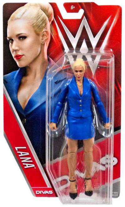 WWE Wrestling Series 58 Lana Action Figure