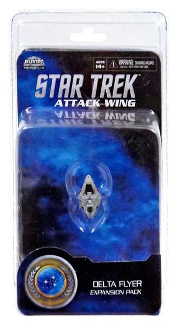 Star Trek Attack Wing Wave 19 Federation Delta Flyer Expansion Pack