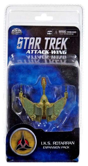 Star Trek Attack Wing Wave 19 Klingon I.K.S. Rotarran Expansion Pack