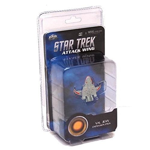 Star Trek Attack Wing Wave 19 Independent Val Jean Expansion Pack