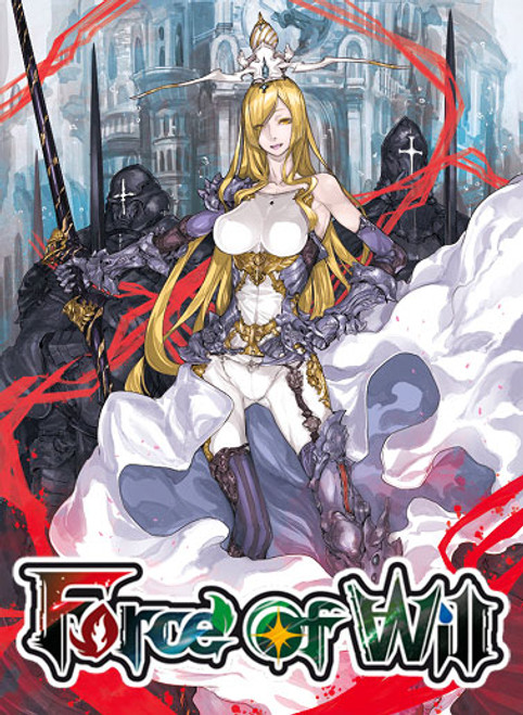 Force of Will Valentina, the Princess of Love Water Alice Cluster Starter Deck