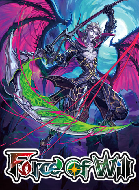 Force of Will Rezzard, the Undead Lord Dark Alice Cluster Starter Deck