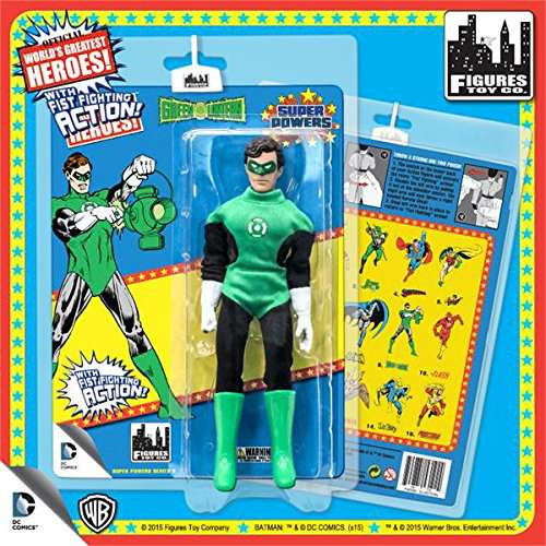 DC World's Greatest Heroes Super Powers Series 3 Green Lantern Action Figure