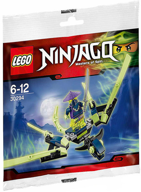 LEGO Ninjago The Cowler Dragon Mini Set #30294 [Bagged]