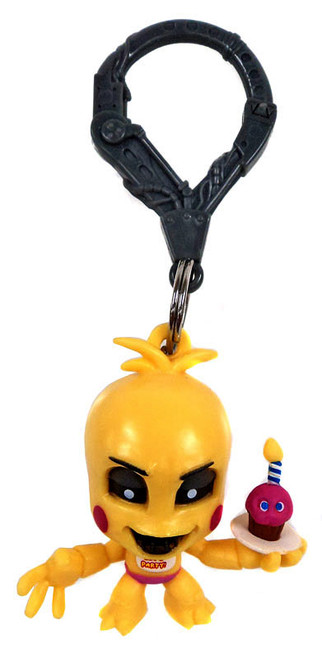Five Nights at Freddy's FNAF Hangers Series 1 Toy Chica Collector Clip [Loose]