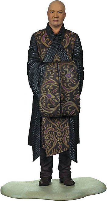 Game of Thrones Varys 8-Inch PVC Statue Figure