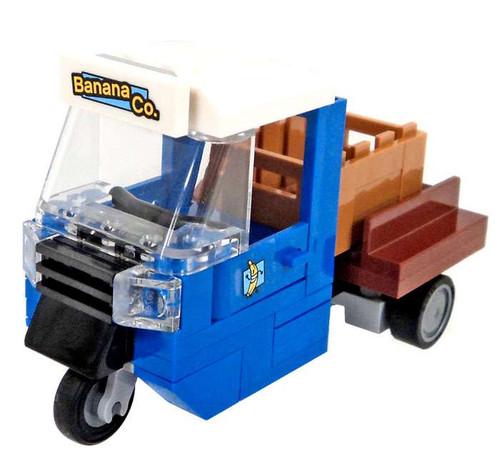 LEGO DC Universe Super Heroes Banana Truck Set [Loose]