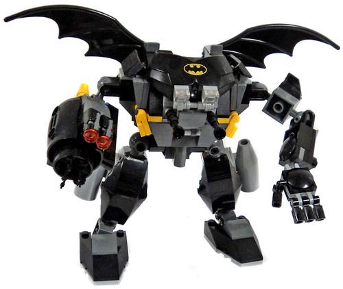 LEGO DC Universe Super Heroes Bat-Mech Suit Set [Loose]