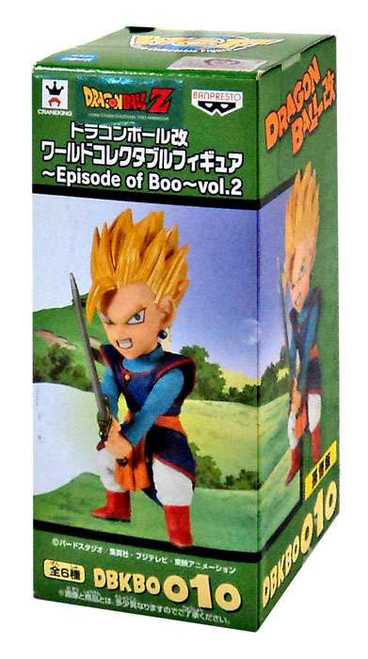 Dragon Ball Z Rebirth WCF Episode of Boo Vol. 2 Super Saiyan Gohan 2.5-Inch Collectible Figure