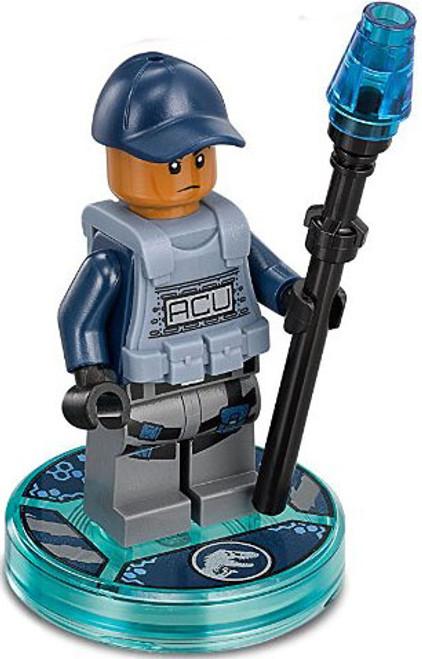 LEGO Dimensions Jurassic World ACU Trooper Minifigure [Loose]