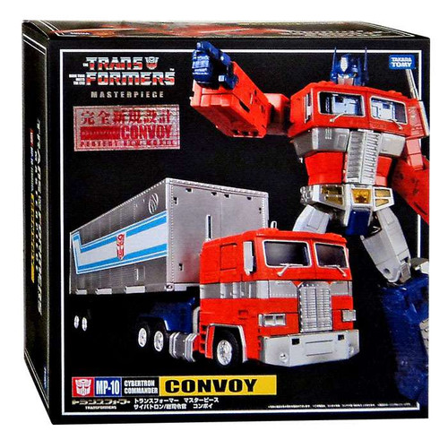 "Transformers Japanese Masterpiece Collection Optimus Prime 9.5"" Action Figure MP-10"