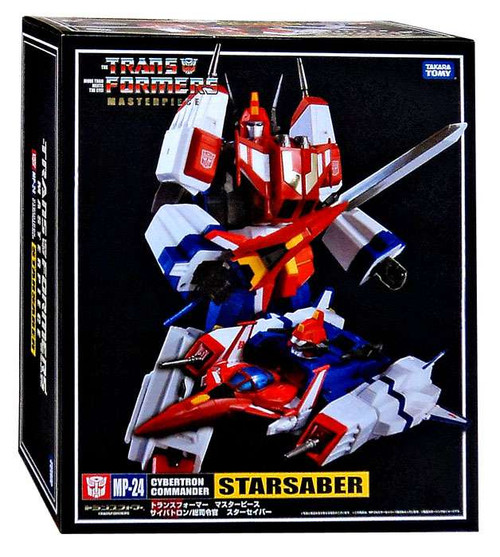 "Transformers Japanese Masterpiece Collection Star Saber 9.5"" Action Figure MP-24"