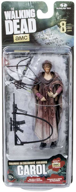 McFarlane Toys The Walking Dead AMC TV Terminus Carol Exclusive Action Figure