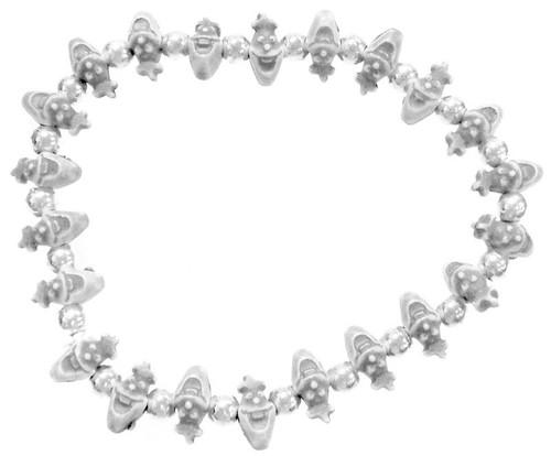 Frozen Olaf Bracelet [White]