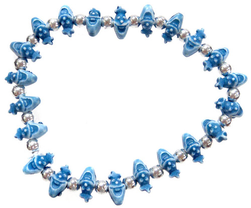 Frozen Olaf Bracelet [Blue]