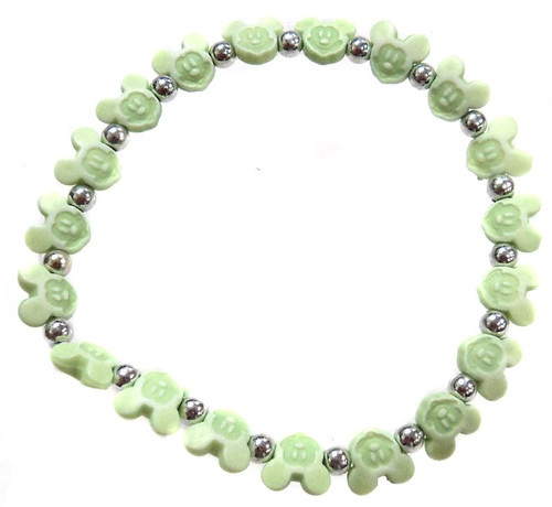 Mickey Mouse Bracelet [Green]