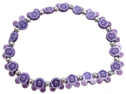 Mickey Mouse Bracelet [Purple]