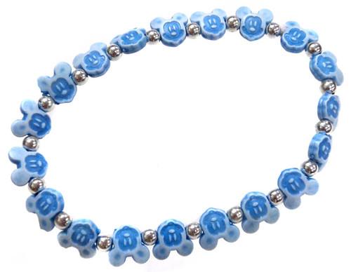 Mickey Mouse Bracelet [Blue]