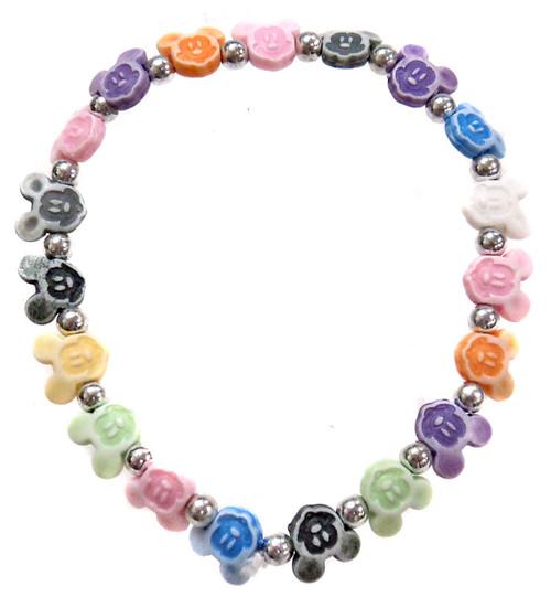 Mickey Mouse Bracelet [Multi-Colored]