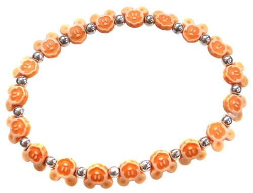 Mickey Mouse Bracelet [Orange]
