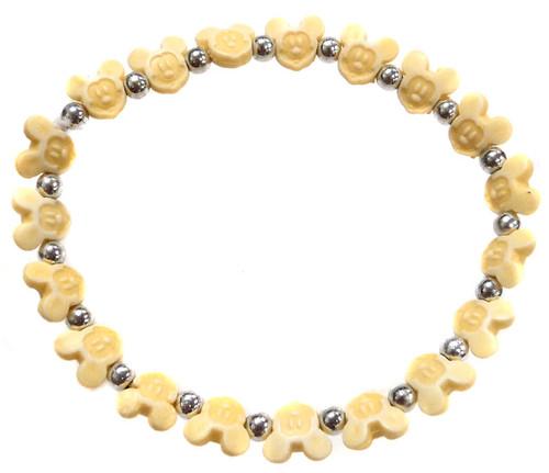 Mickey Mouse Bracelet [Yellow]