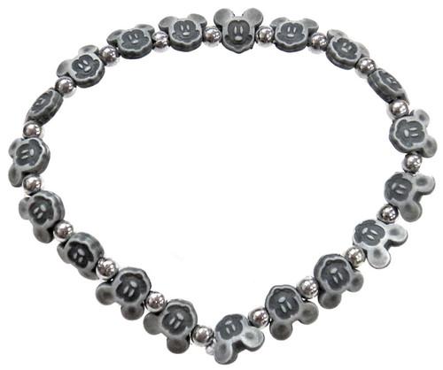 Mickey Mouse Bracelet [Black]