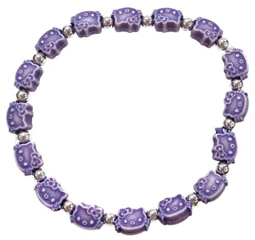 Hello Kitty Bracelet [Purple]