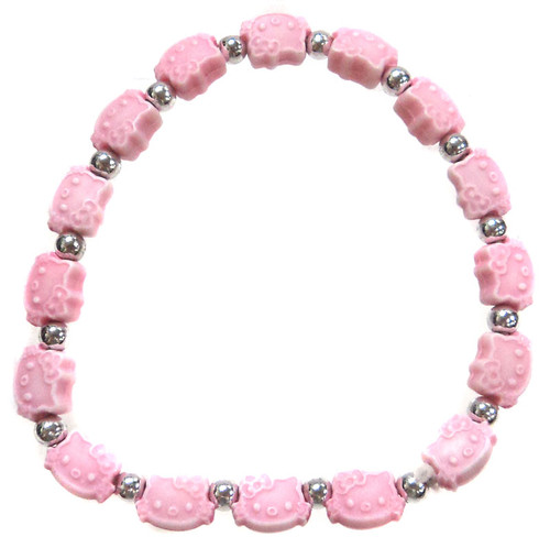 Hello Kitty Bracelet [Pink]