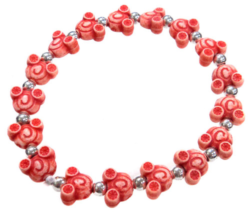 Disney Princess Bracelet [Red]