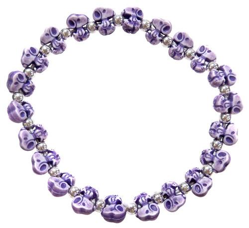Peanuts Bracelet [Purple]