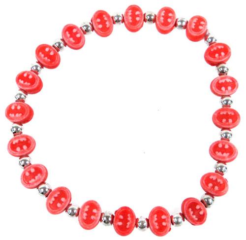 Batman Bracelet [Red]