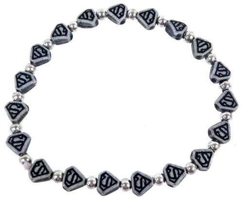 Superman Bracelet [Black]