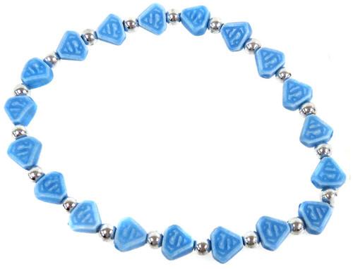 Superman Bracelet [Blue]