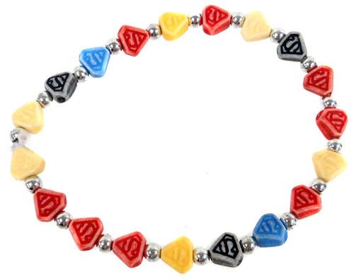 Superman Bracelet [Multi-Colored]