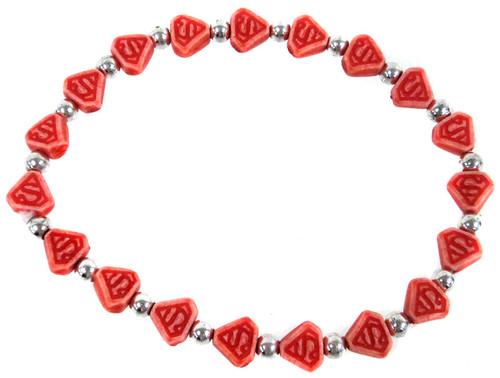 Superman Bracelet [Red]