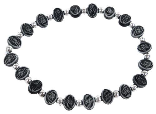 Wonder Woman Bracelet [Black]