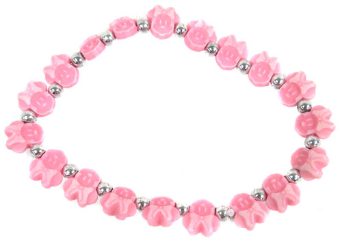 Minnie Mouse Bracelet [Pink]